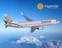ミャンマーナショナル航空 時刻...